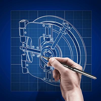 CAD-Drawing