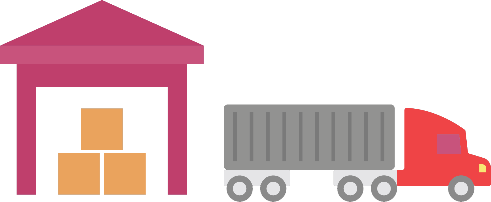 Distribution and carriage