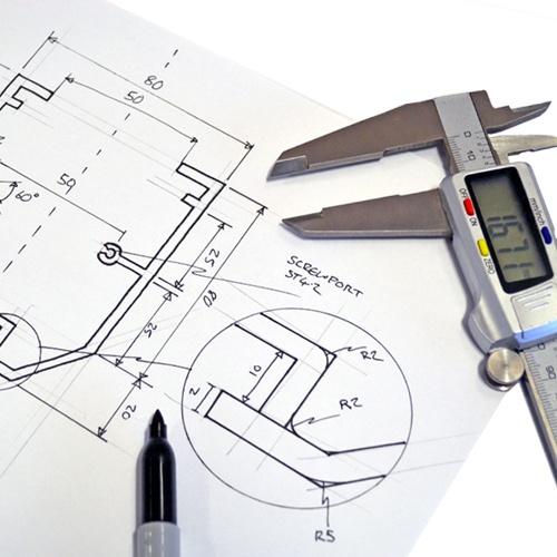 Aluminium Extrusion Profile Design
