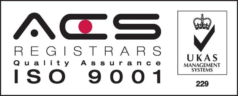 ISO 9001 ACS & UKAS-1