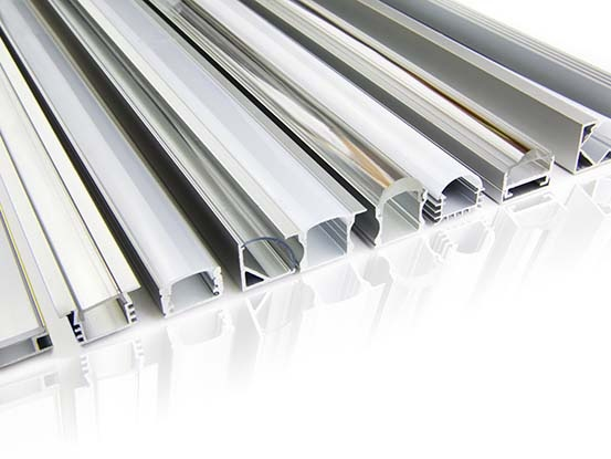 Led Lighting Aluminium Profiles